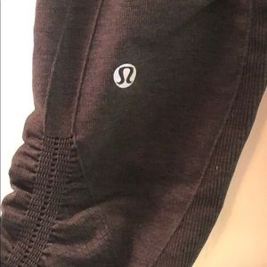 Capri leggings by lululemon